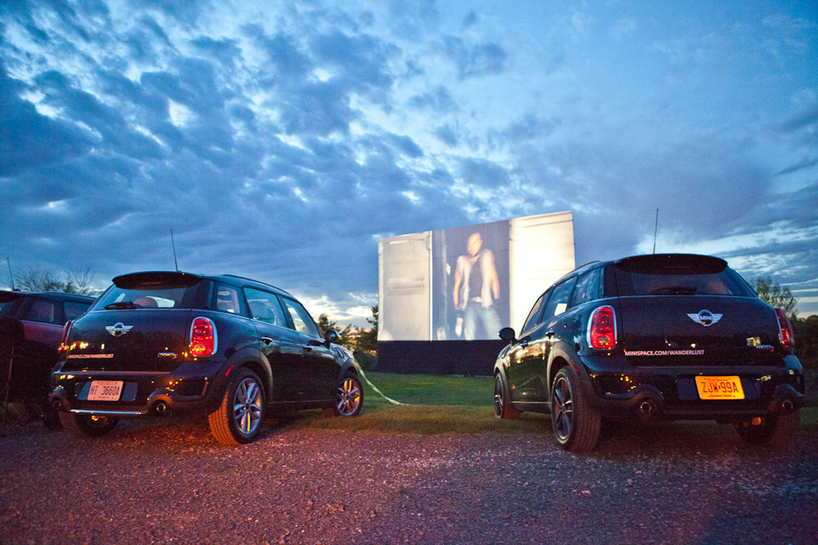MINI Drive In Movie 1