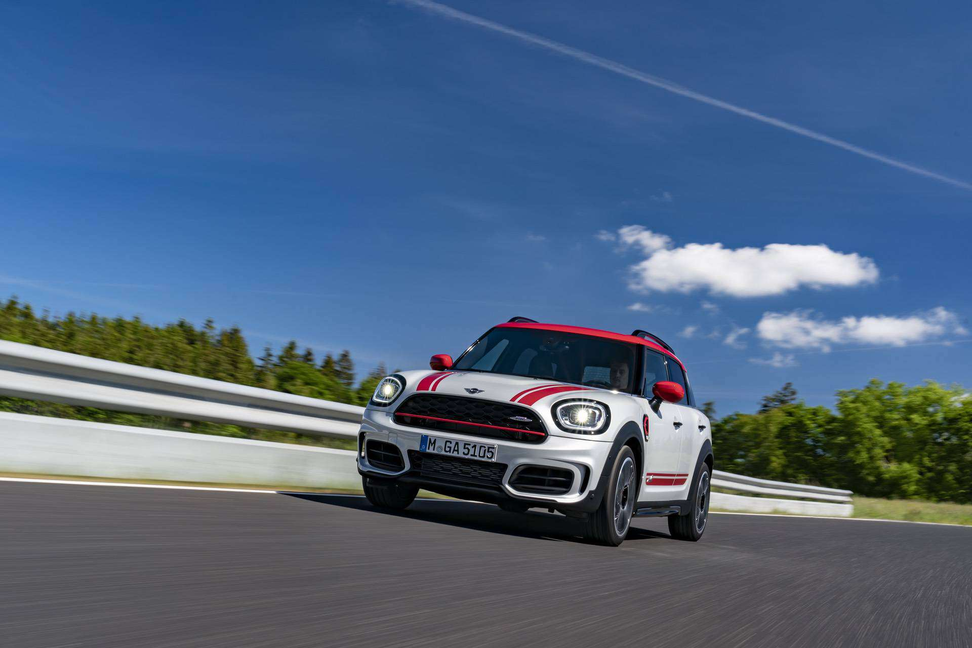 MINI John Cooper Works Countryman with 306 hp 05