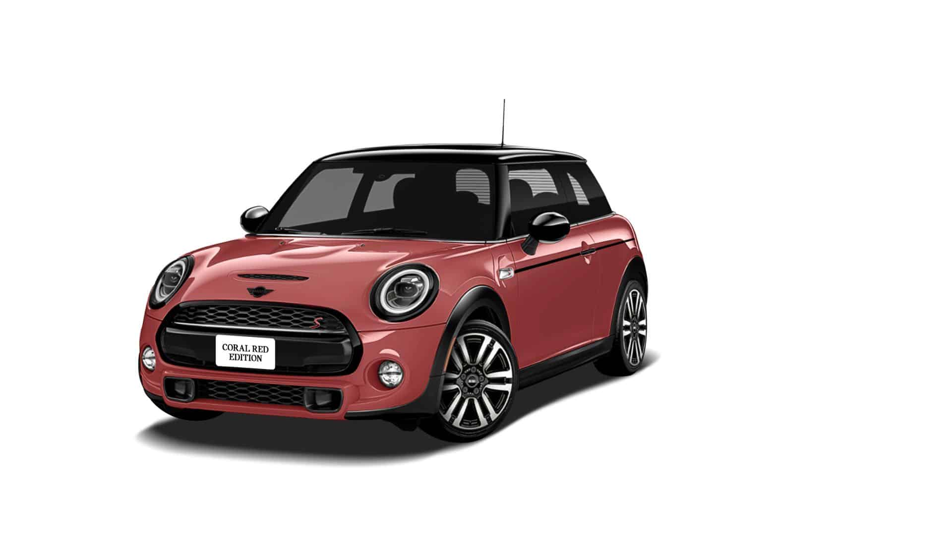 Mini coral red edition 6