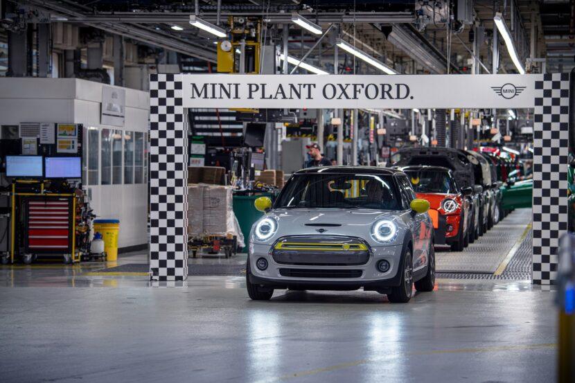 MINI Electric production already hit 11,000 mark
