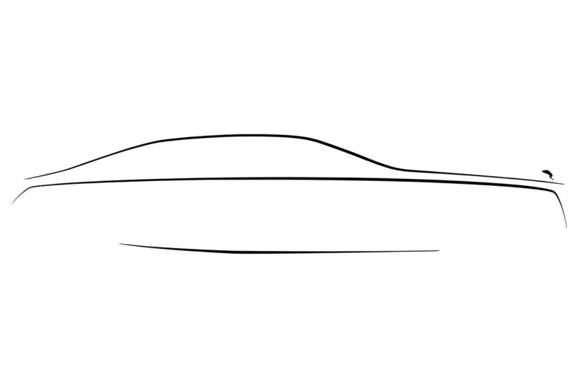 Rolls Royce Ghost Design Sketch 2 830x553