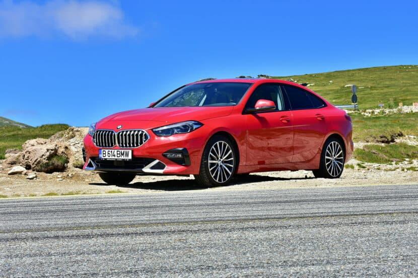 TEST DRIVE 2020 BMW 220d Gran Coupe F44 116 830x553