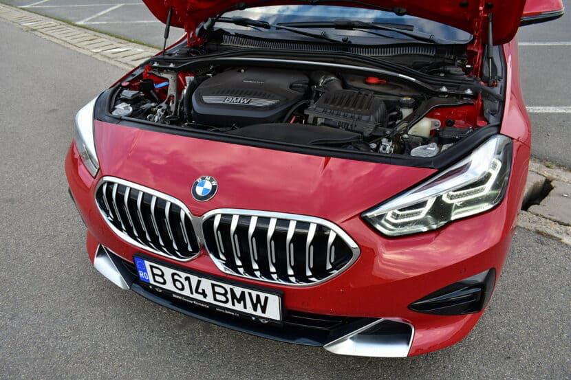 TEST DRIVE 2020 BMW 220d Gran Coupe F44 131 830x553