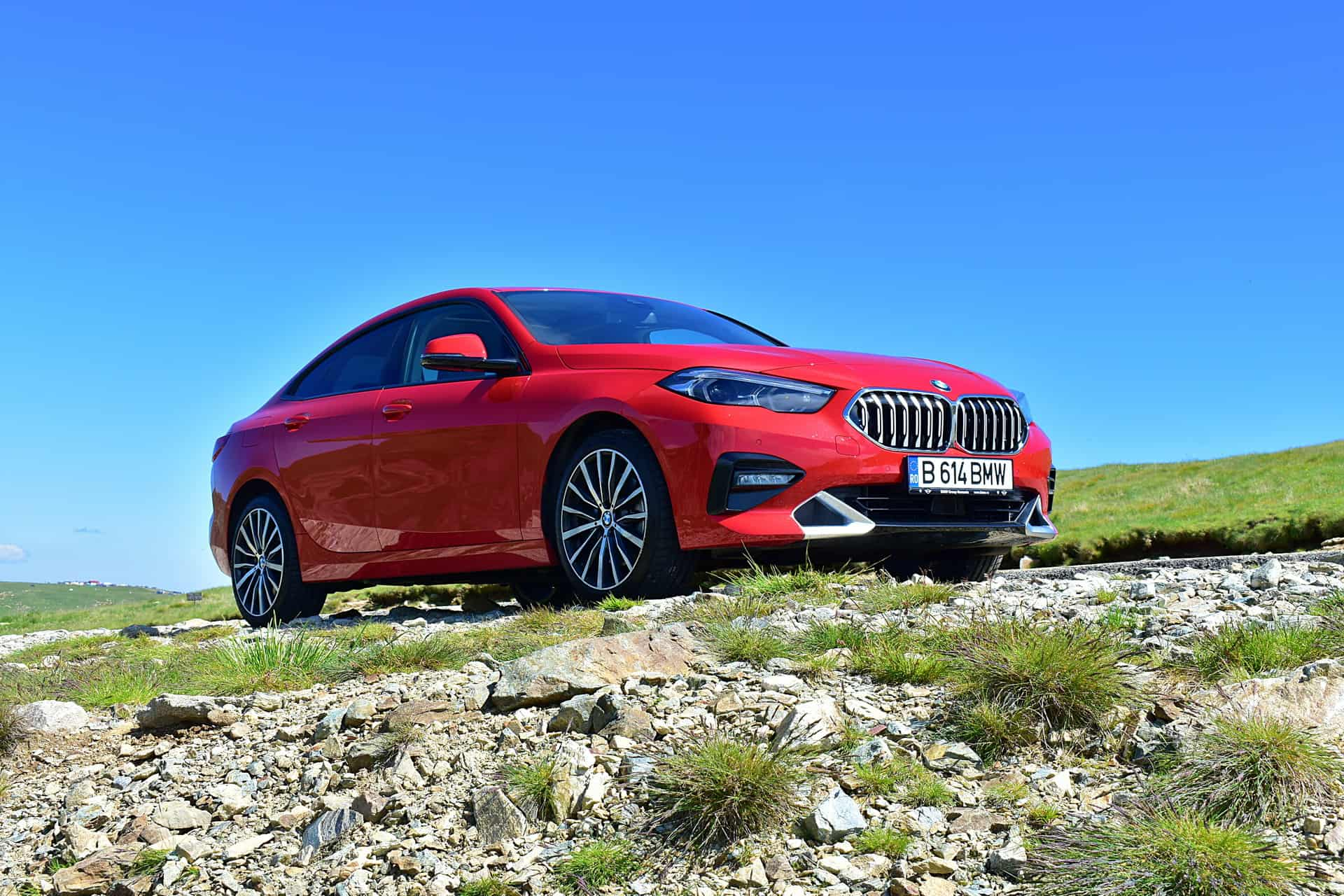 TEST DRIVE 2020 BMW 220d Gran Coupe F44 56