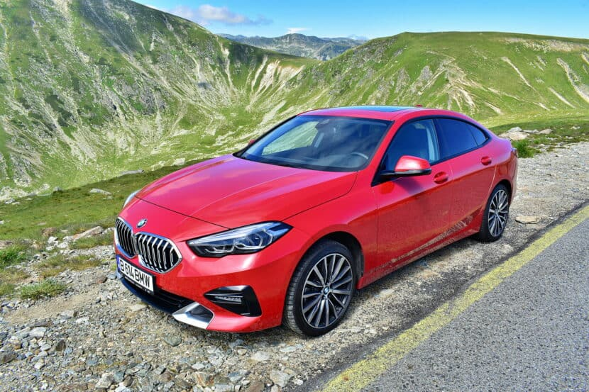 TEST DRIVE 2020 BMW 220d Gran Coupe F44 63 830x553