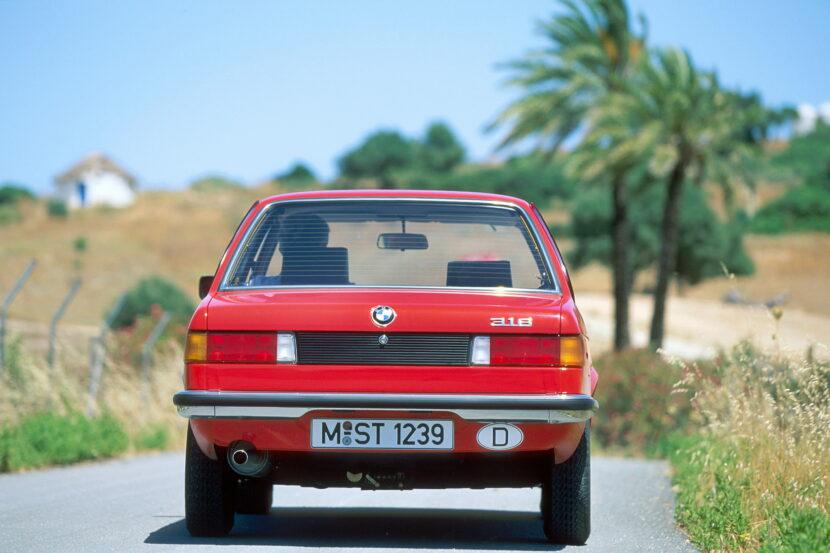 The E21 BMW 3 Series 12 830x553
