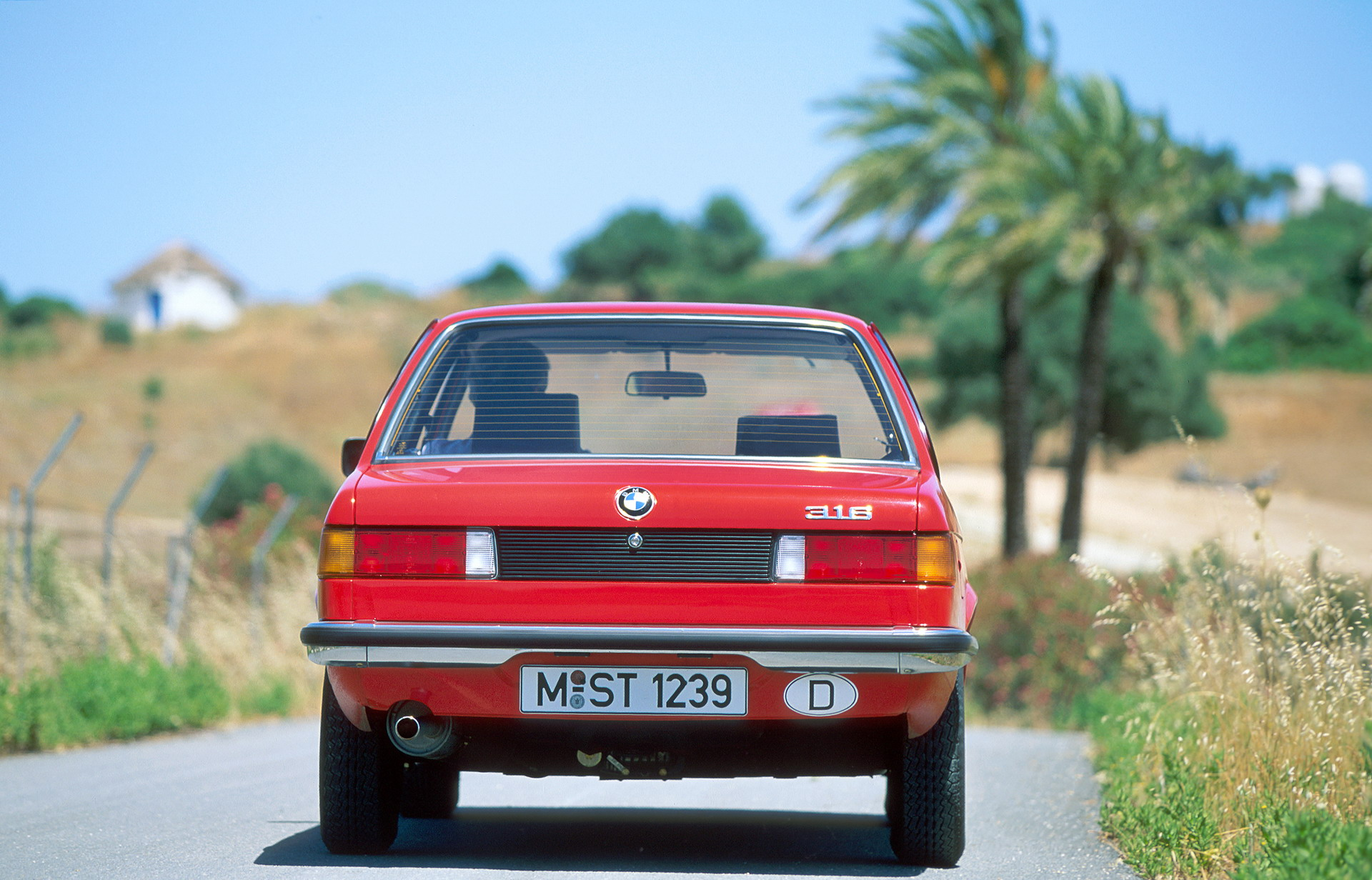 The E21 BMW 3 Series 12