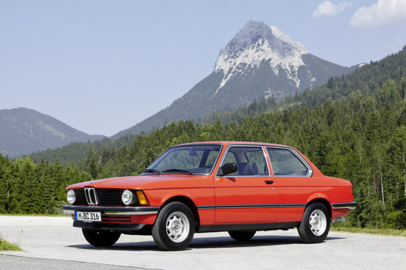The E21 BMW 3 Series 17 830x553