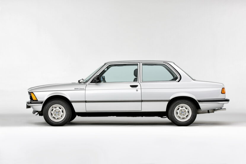 The E21 BMW 3 Series 7 830x553