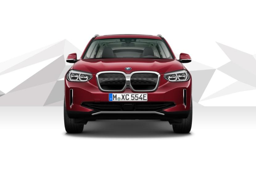 The New BMW iX3 Piemont Red metallic 1 830x553
