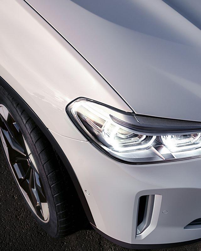 The new BMW iX3 G08 Official Teaser 2