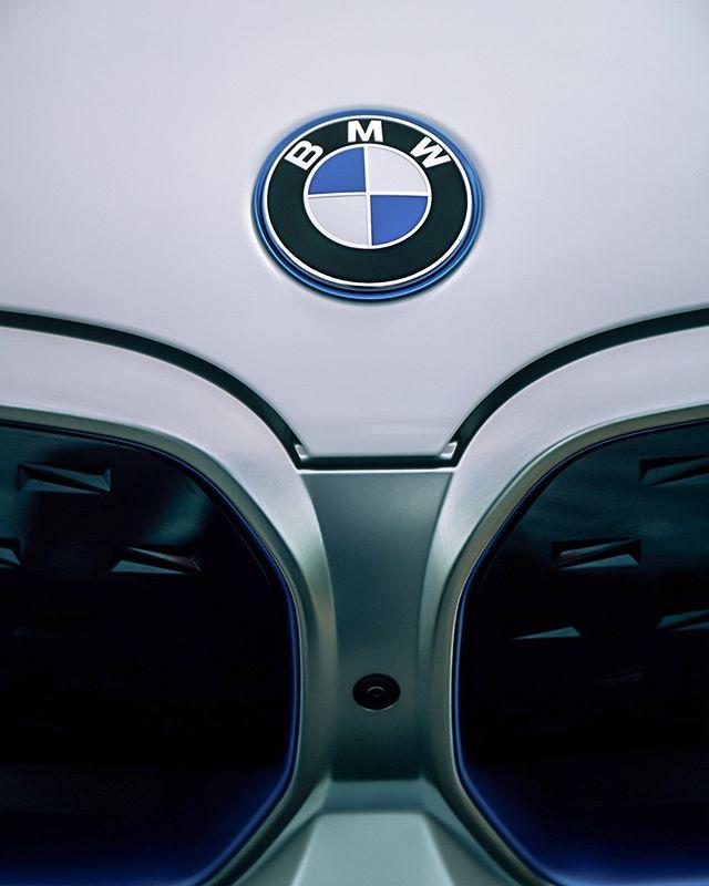 The new BMW iX3 G08 Official Teaser 3
