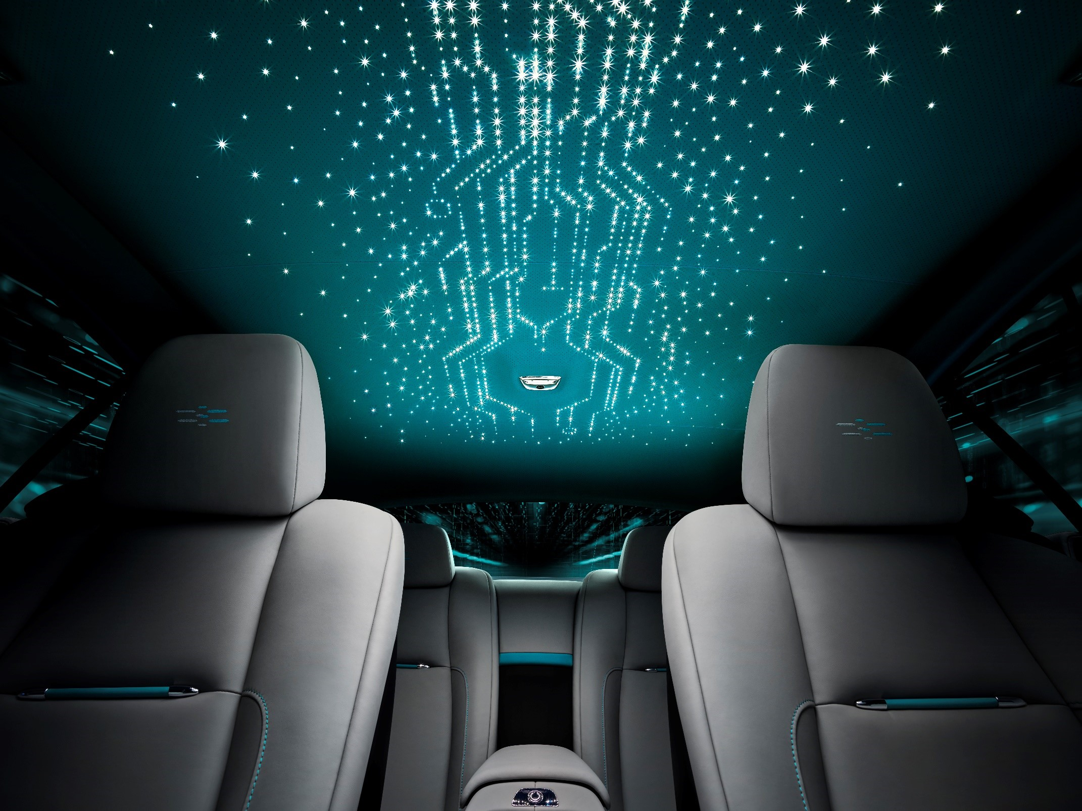 Rolls Royce Wraith Kryptos Is The Matrix On Wheels