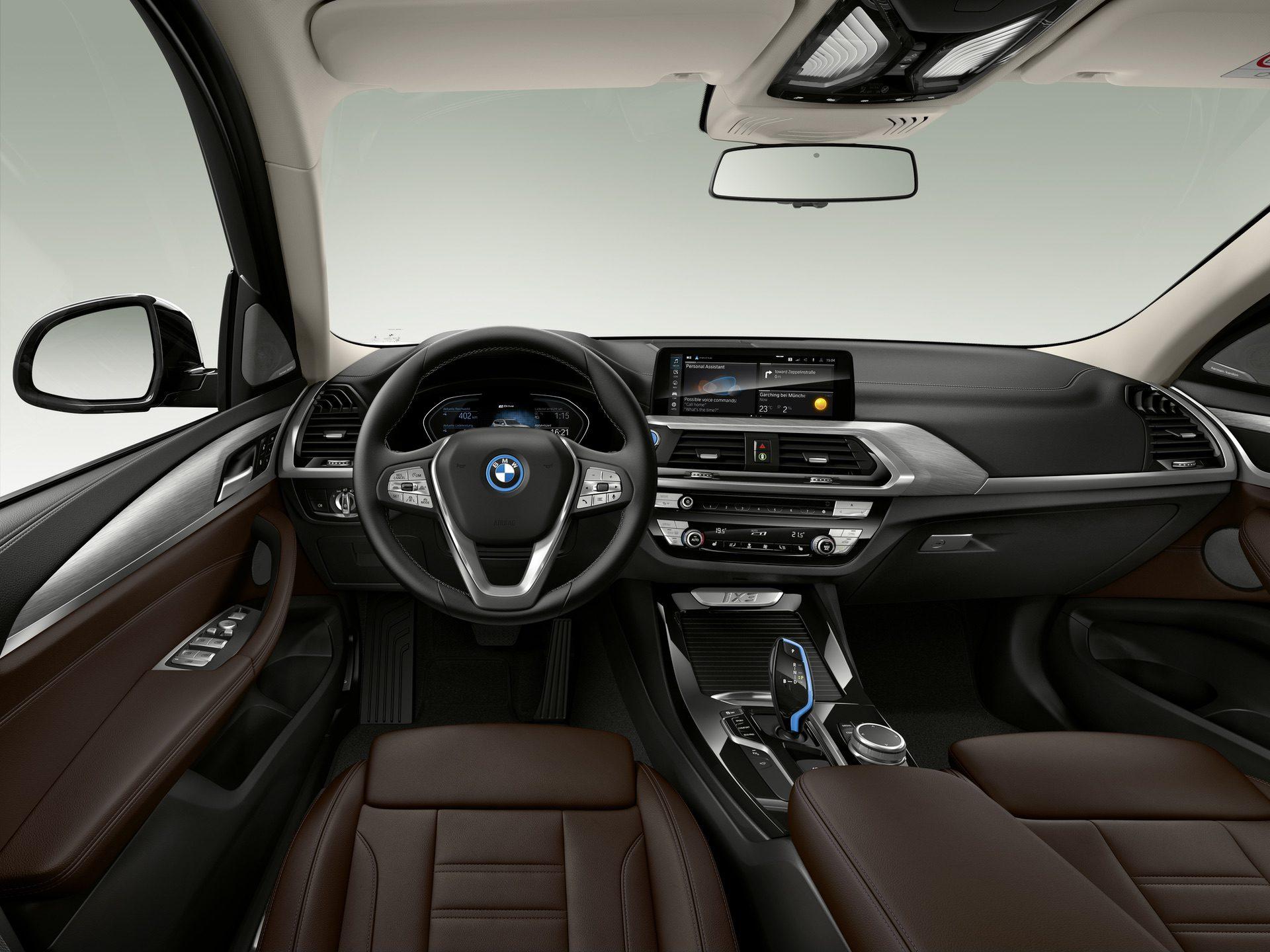 bmw ix3 interior design 06