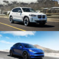 bmw ix3 tesla model y 120x120