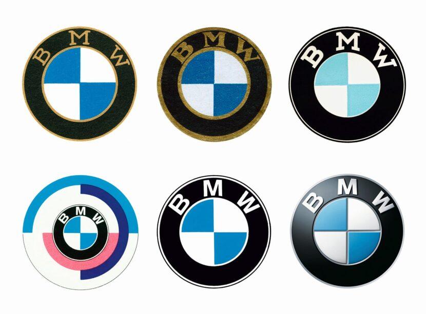 bmw logo history 830x613