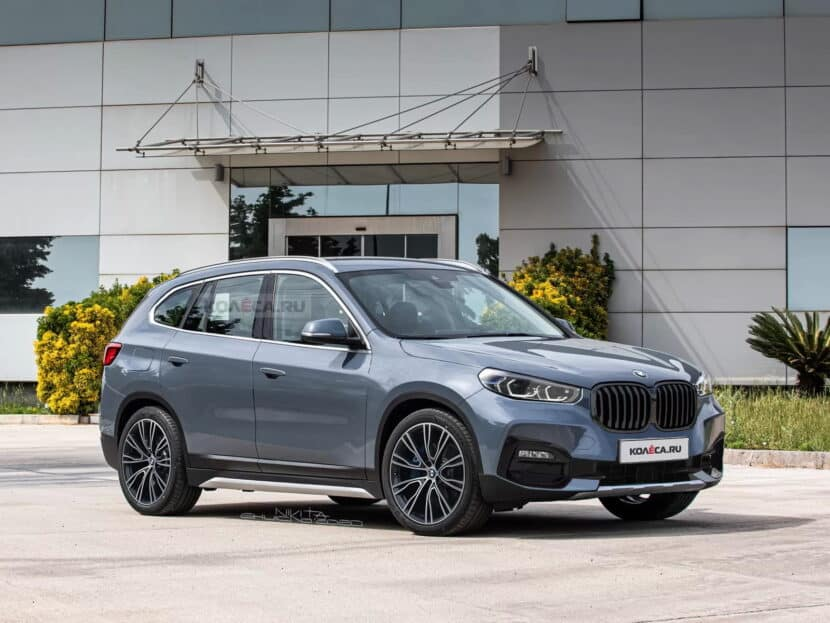 bmw x1 third generation render 830x623