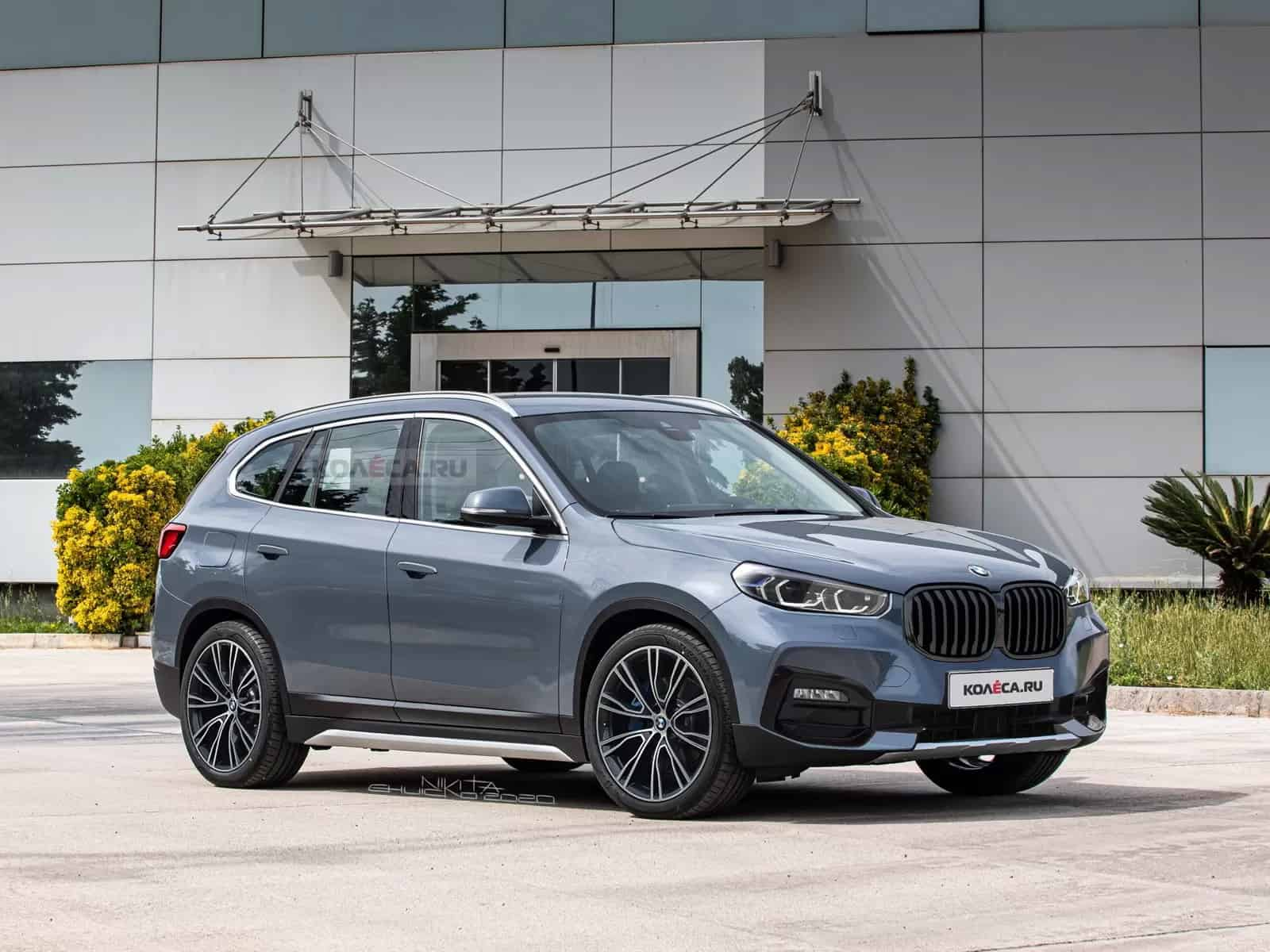 bmw x1 third generation render