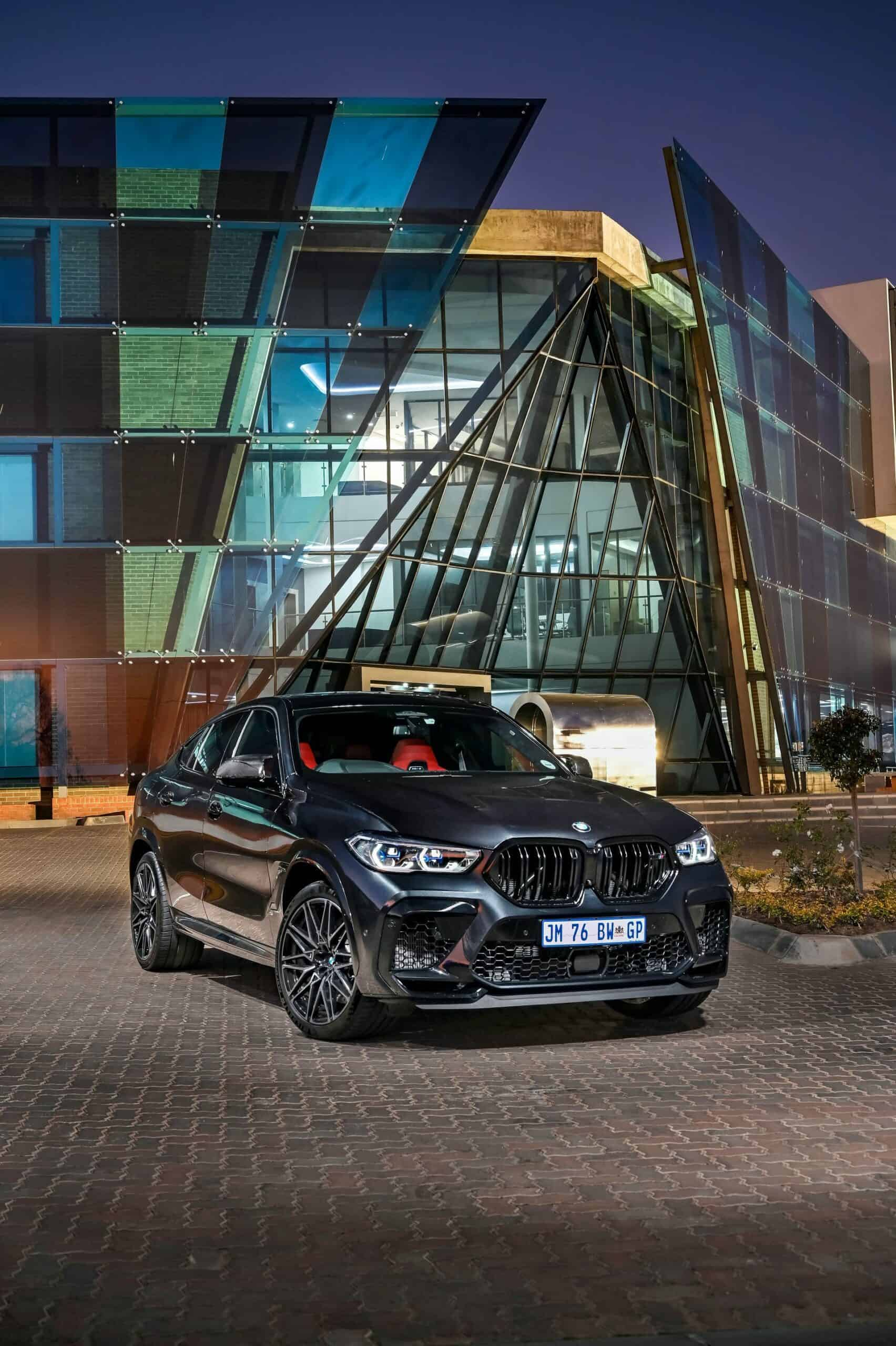 Bmw X6 M Competition In Black Sapphire Best Color Choice