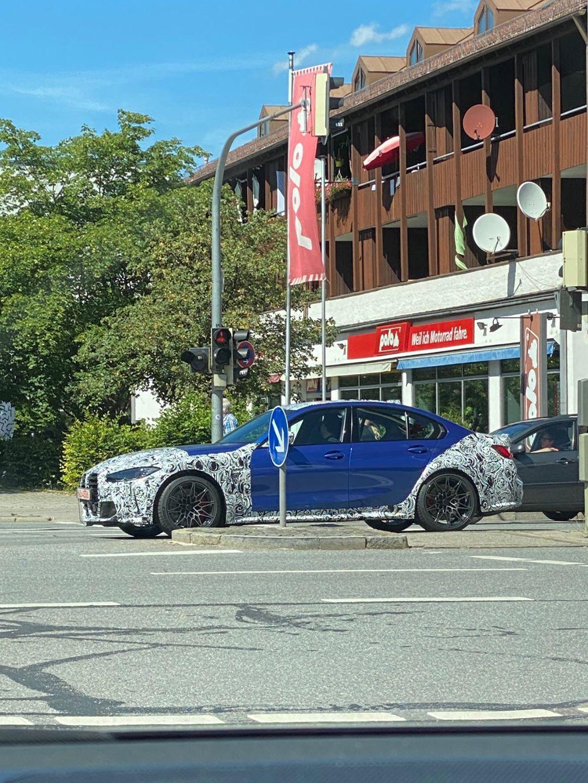 g80 bmw m3 portimao blue