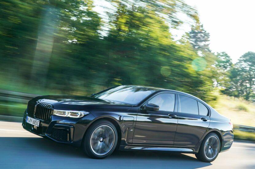 2020 BMW 745e 26 830x553