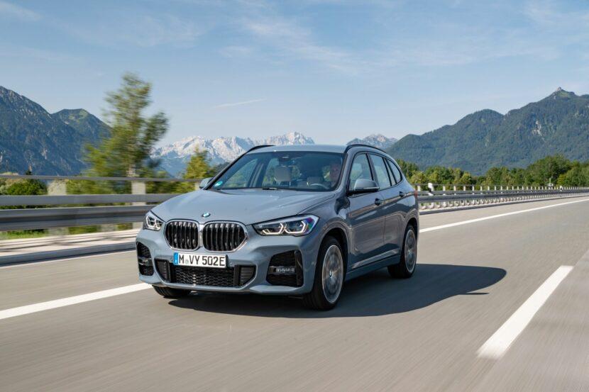 2020 BMW X1 xDrive25e 36 830x553