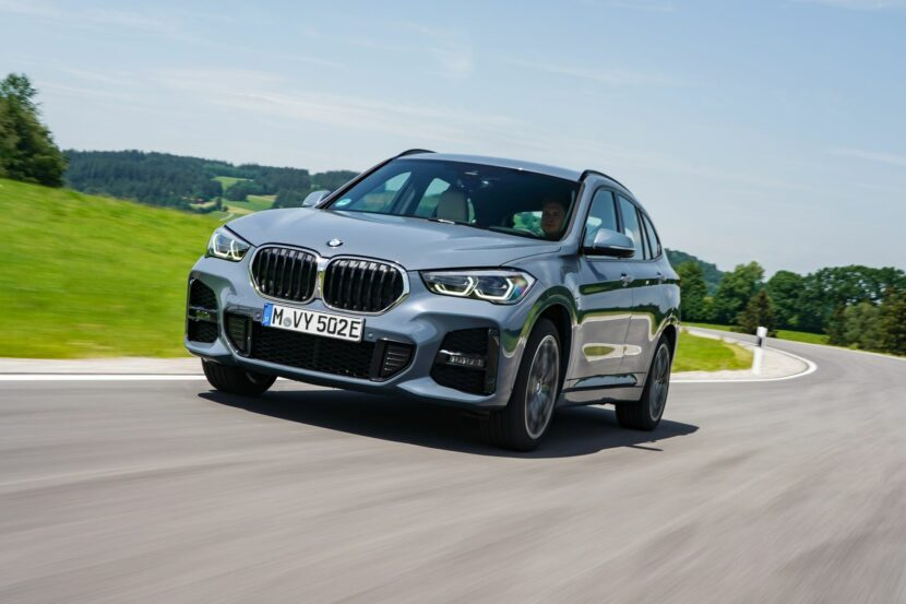 2020 BMW X1 xDrive25e 37 830x553