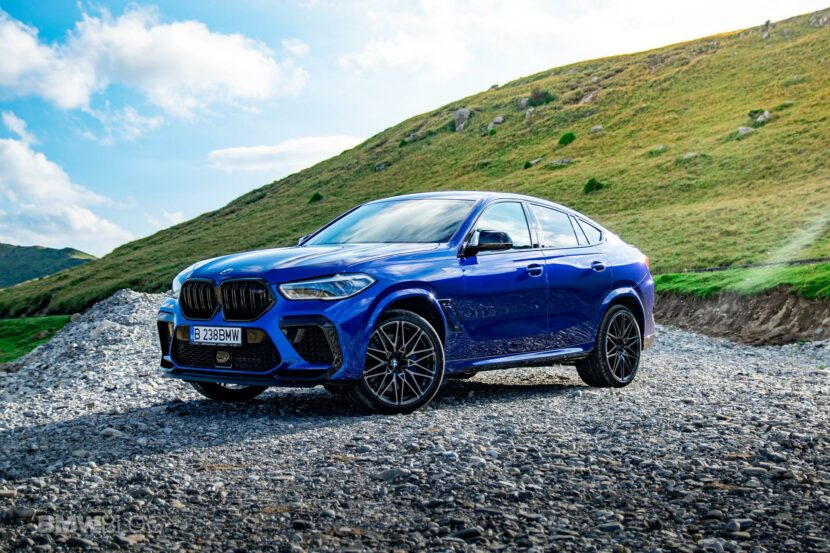 2020 BMW X6M Competition review 29 830x553