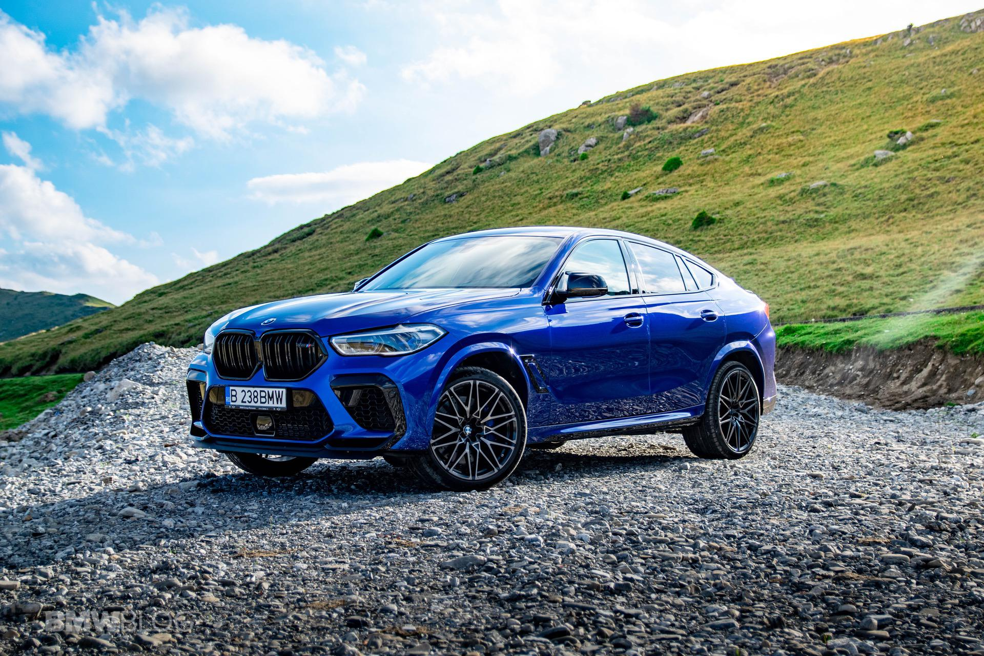 2020 BMW X6M Competition review 29