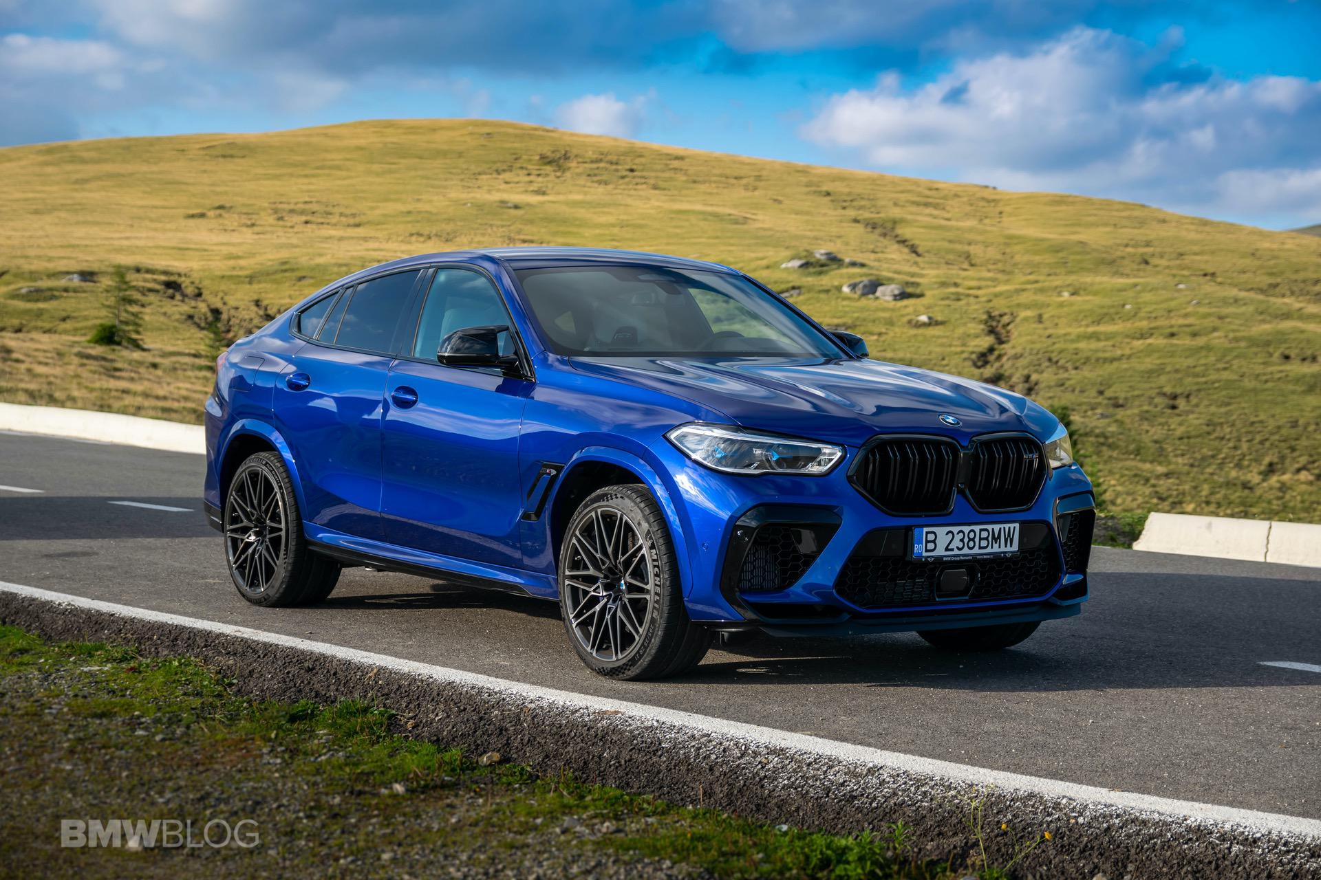 2020 BMW X6M Competition review 59