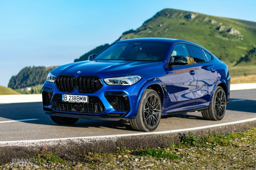 2020 BMW X6M Competition review 68 830x553