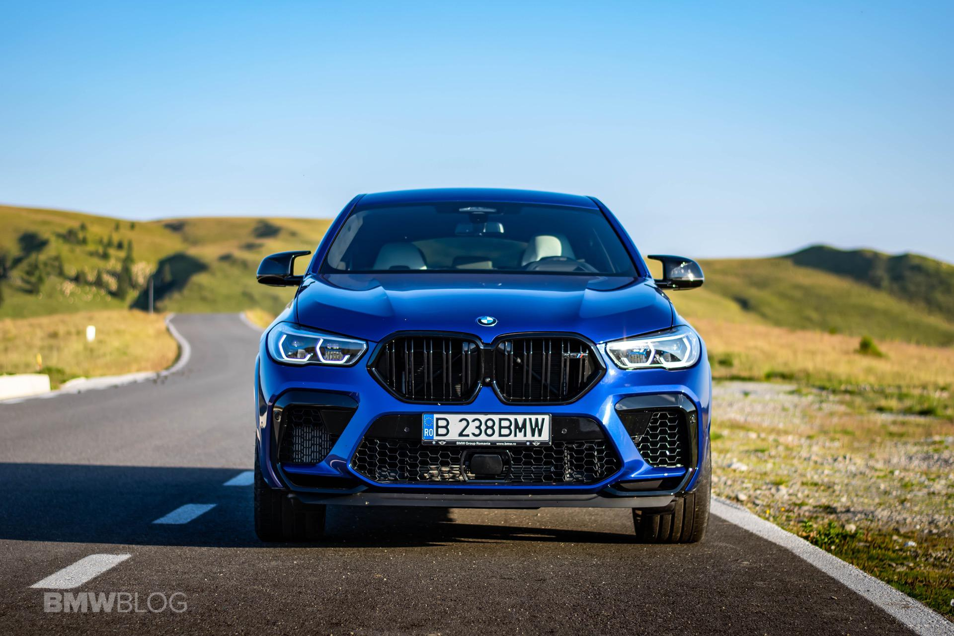 2020 BMW X6M Competition review 72