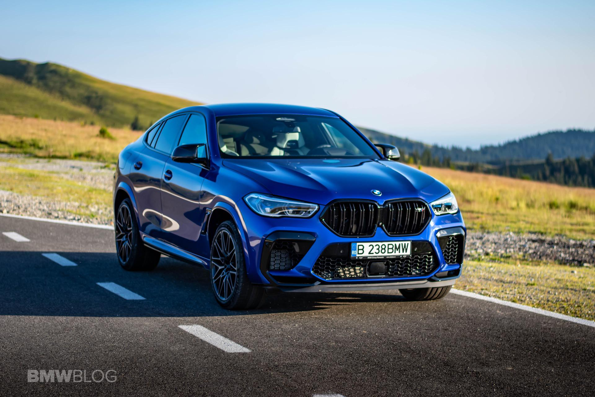 2020 BMW X6M Competition review 73