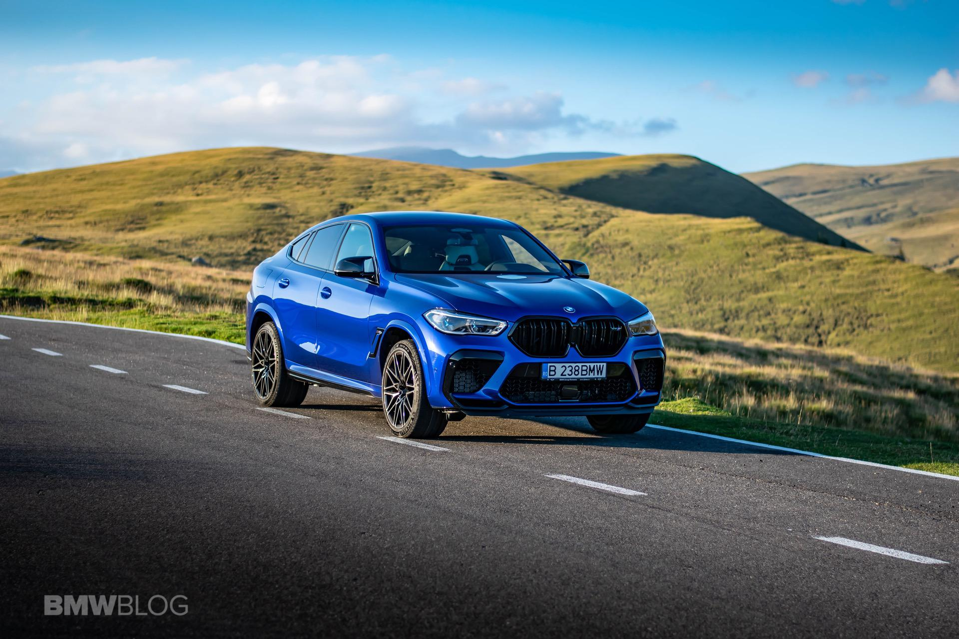 2020 BMW X6M Competition review 80