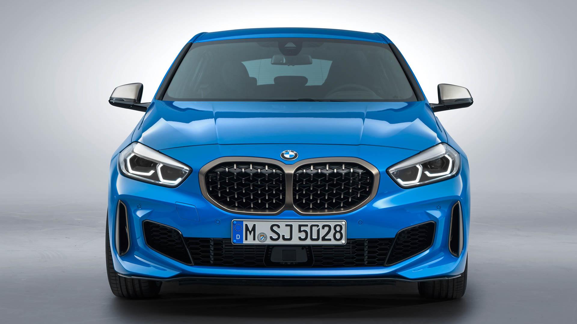 2021 Audi S3 vs BMW M135i 6