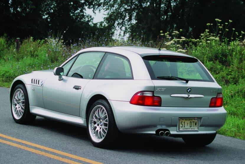 25 years BMW Z3 11 830x554