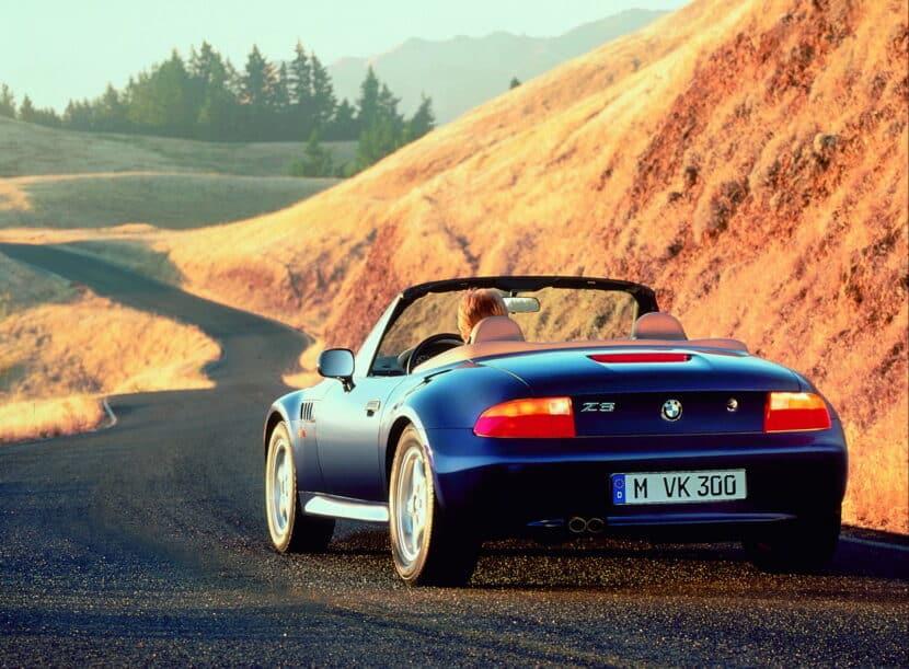 25 years BMW Z3 13 830x611