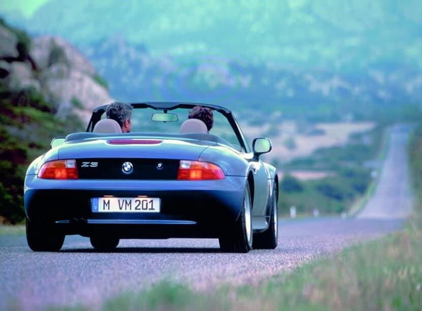 25 years BMW Z3 14 830x612