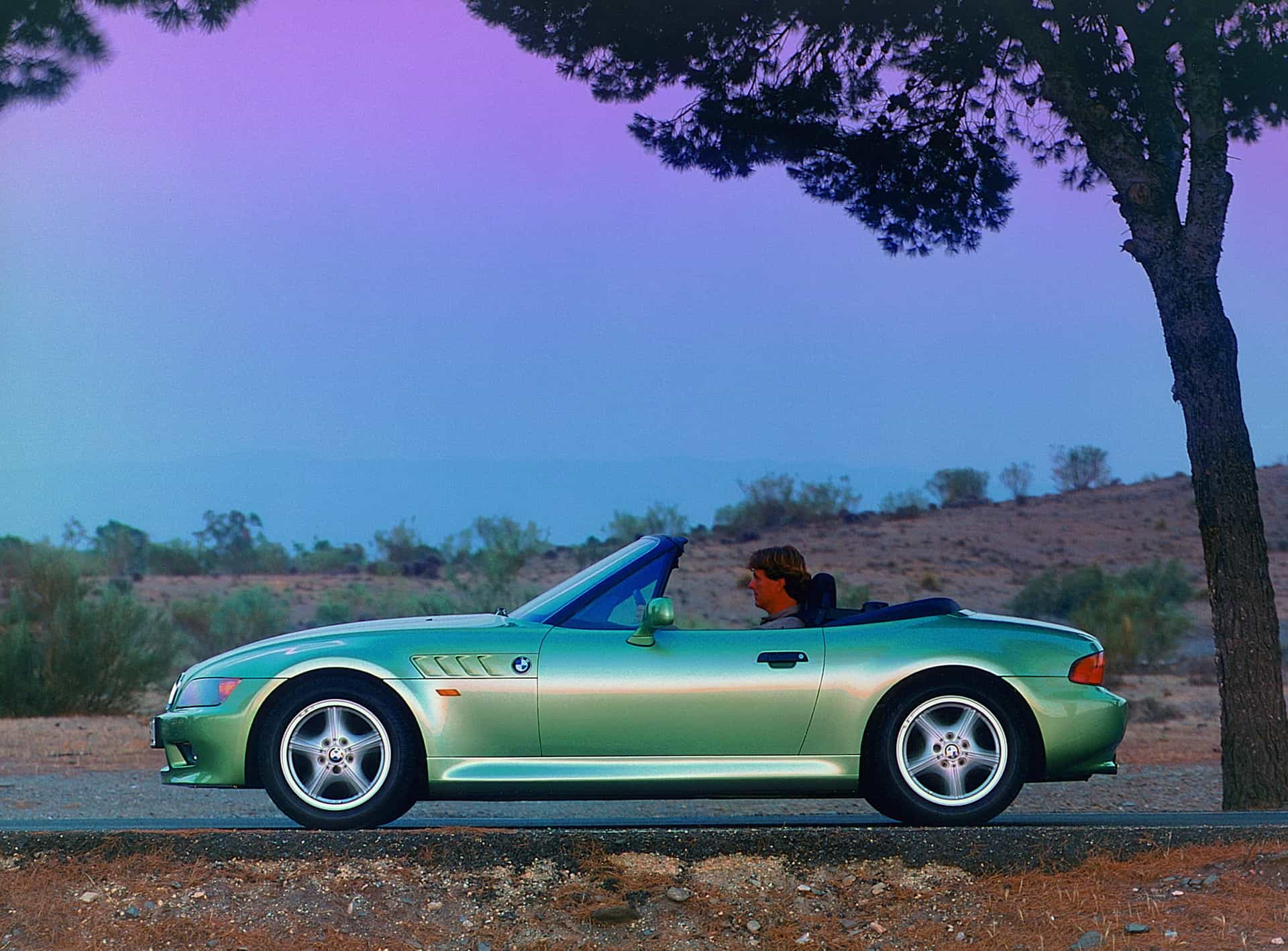 Bmw Celebrates The 25th Anniversary Of The Iconic Z3