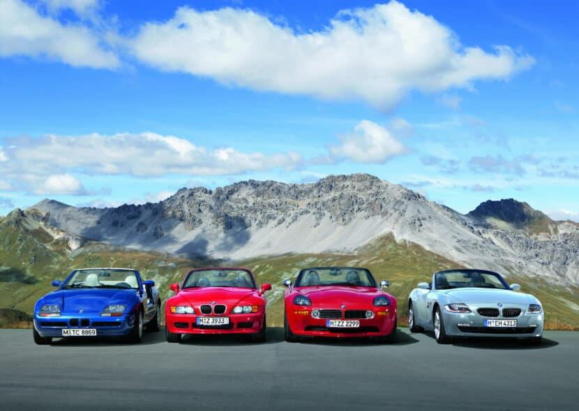 25 years BMW Z3 16 830x590