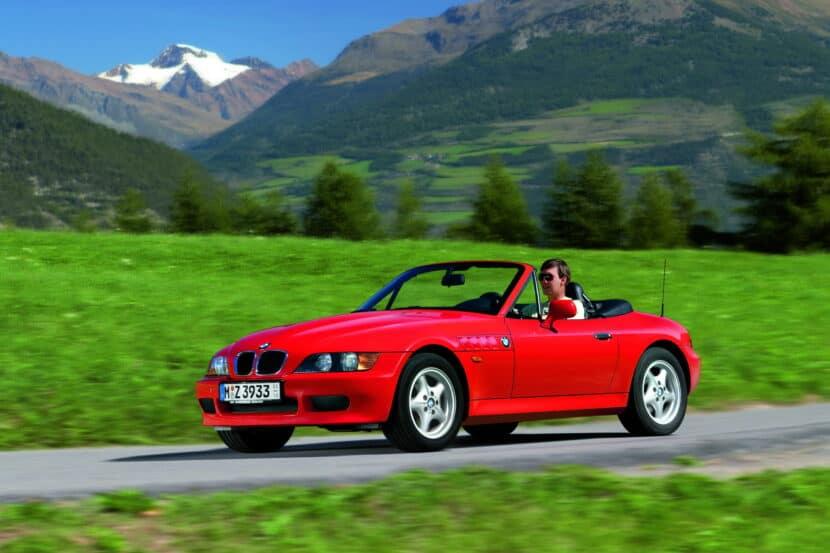 25 years BMW Z3 17 830x553