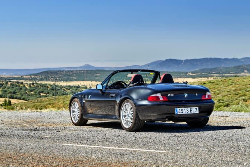 25 years BMW Z3 18 830x553