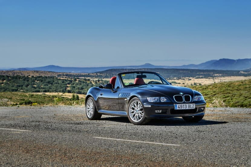 25 years BMW Z3 19 830x553