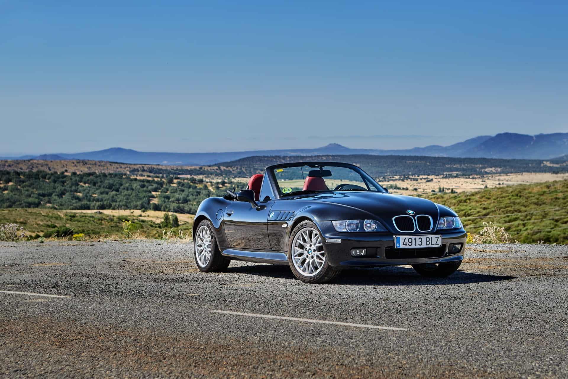 25 years BMW Z3 19