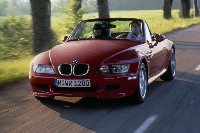 25 years BMW Z3 23 830x553