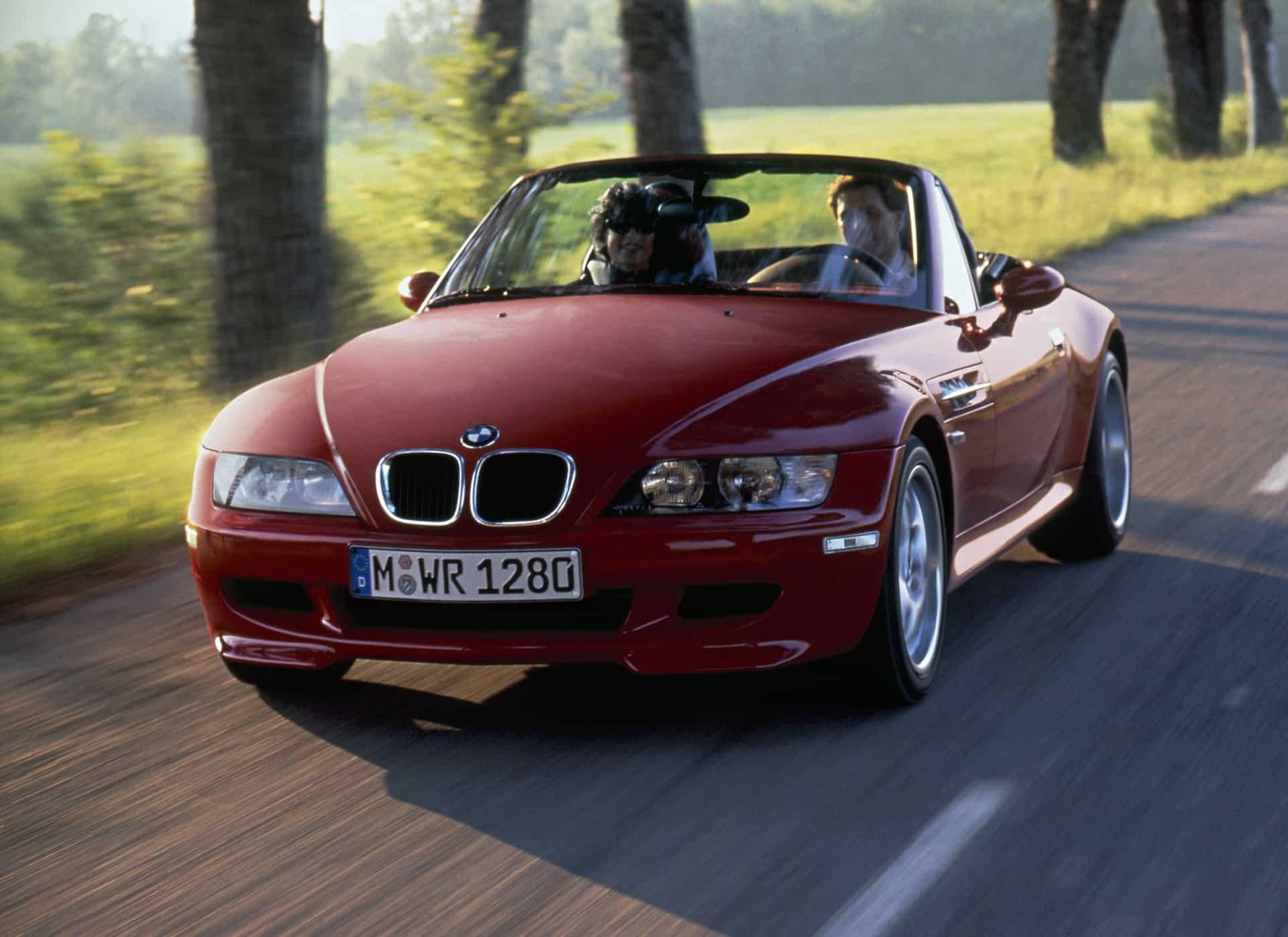 25 years BMW Z3 23