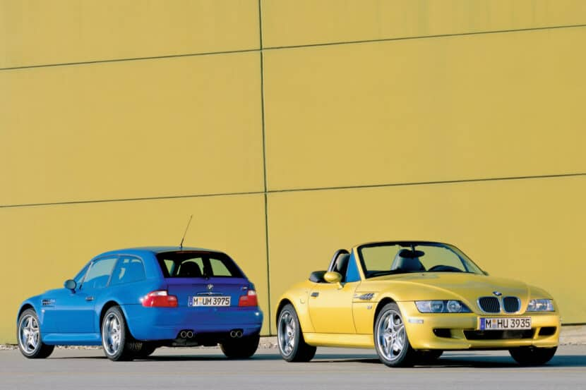 25 years BMW Z3 24 830x553