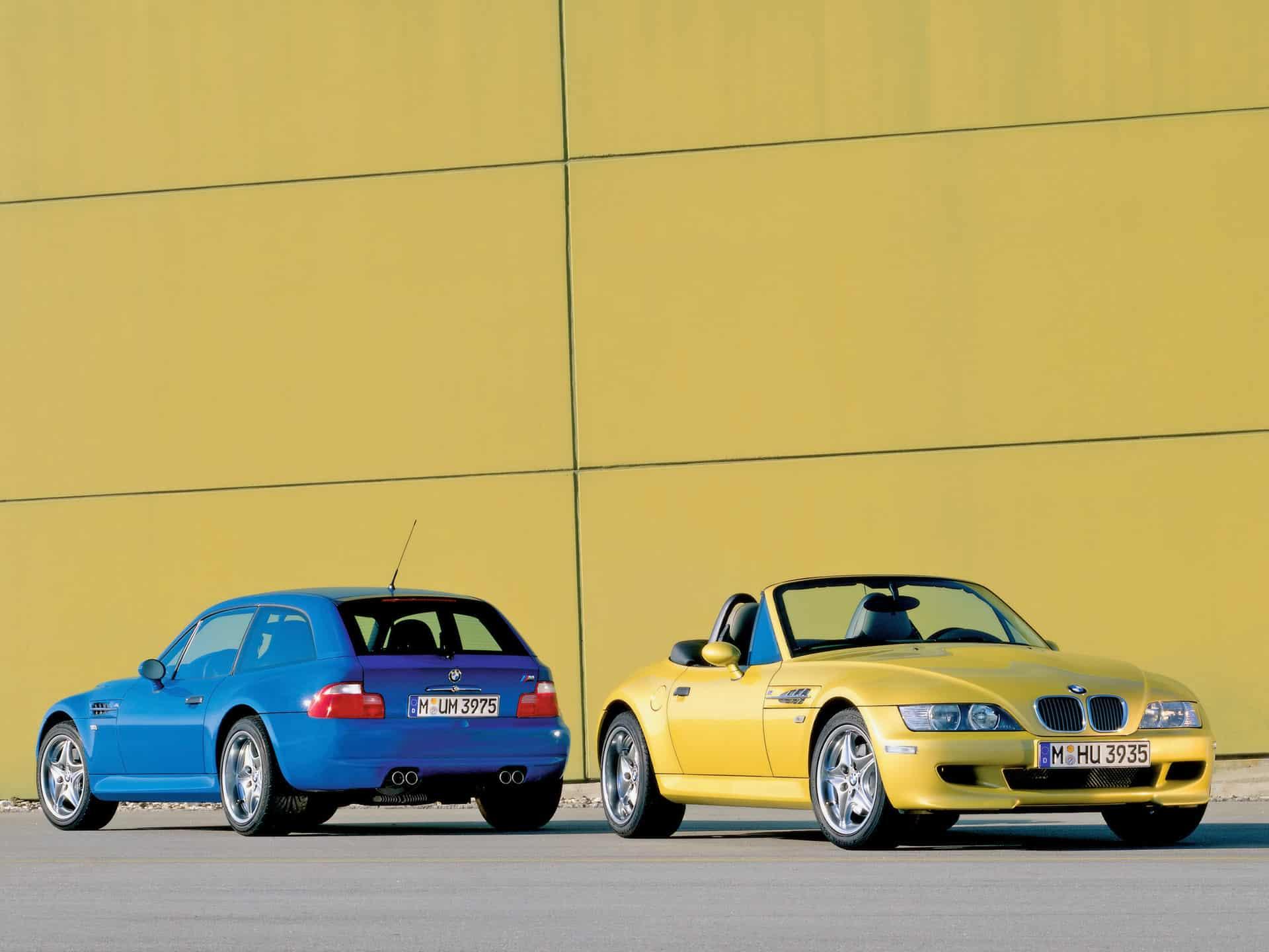 25 years BMW Z3 24