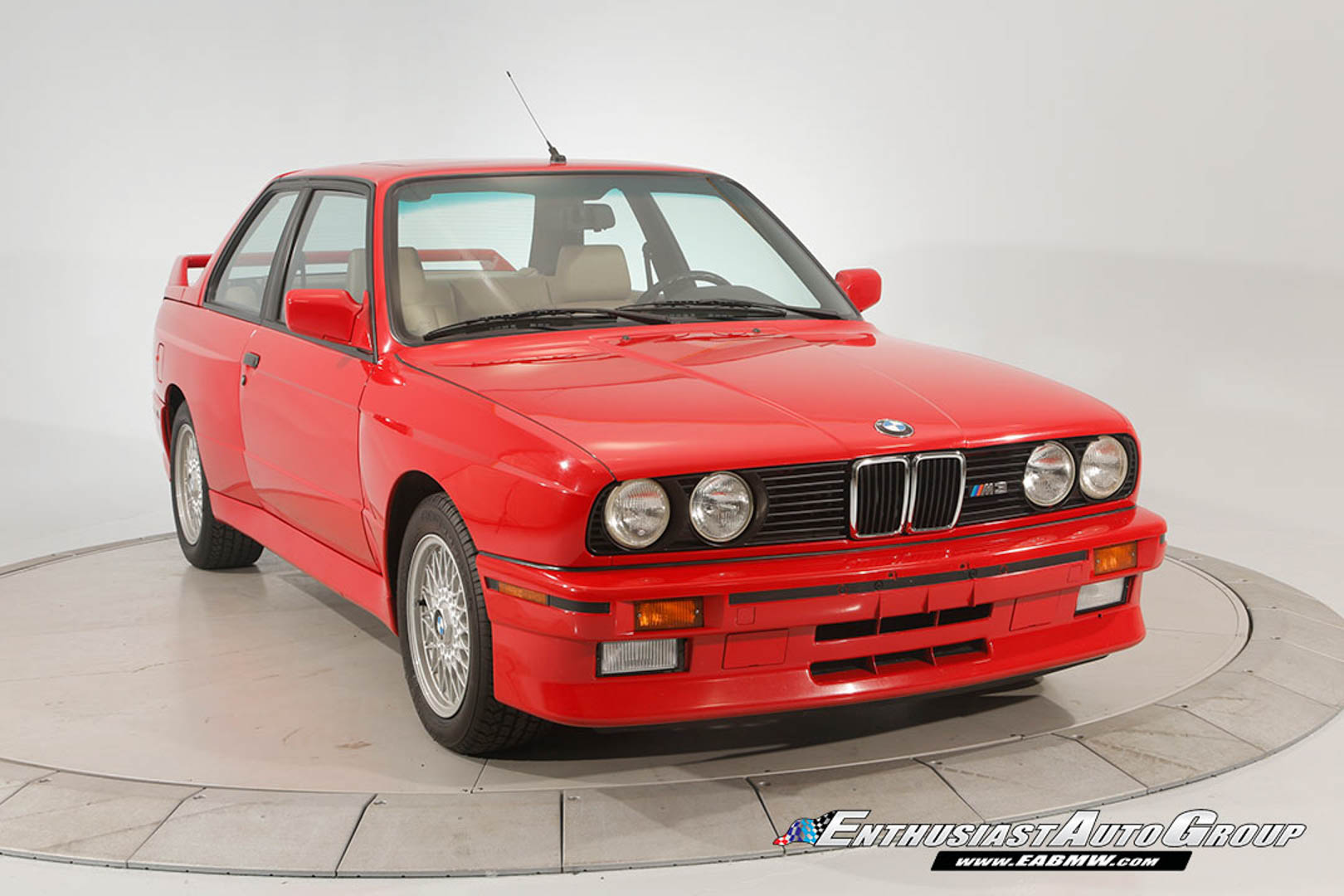 BMW E30 M3 EAG BB Bids 73