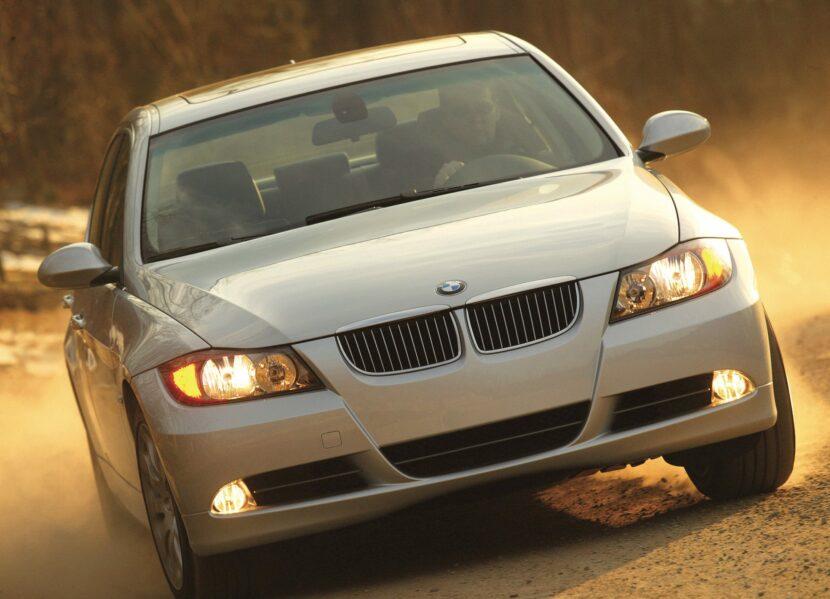 BMW E90 3 Series 16